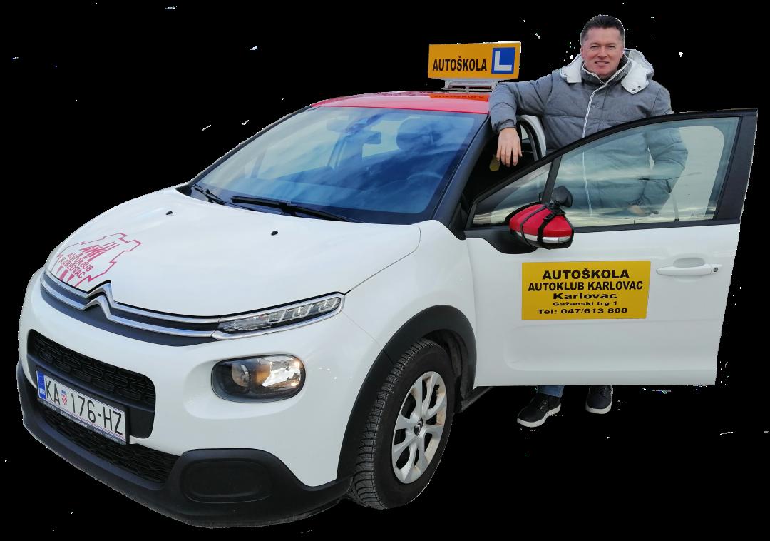Auto škola Autokluba Karlovac